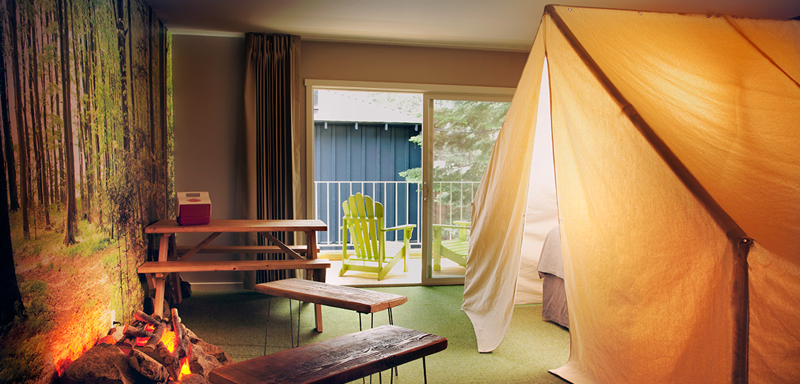 The Great Indoors Basecamp Hotel Tahoe South